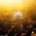 عکس های هوایی از منظره های طبیعی در جهان