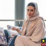 عکس بدون آرایش مینا وحید بازیگر نقش جواهر بانوی عمارت