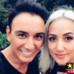 عکس پاییزی شادمهر عقیلی و همسرش در آمریکا