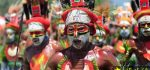 تصاویر عجیب و جذاب از قبیله پاپوآ گینه نو
