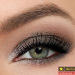 نحوه آرایش چشم برای افراد تازه کار به شکل حرفه ای