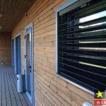 برای خانه های خود پرده خورشیدی نصب کنید + تصاویر