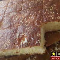 طرز تهیه کیک پرتغالی کنجدی خوشمزه مرحله به مرحله + نکات پخت
