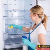 ۲۰ نکته مهم نگهداری و تمیز کردن یخچال فریزر جهت افزایش عمر یخچال