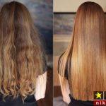 آموزش صاف كردن مو به روش گياهي در طب سنتی با ۱۰ مواد عالی بدون عارضه