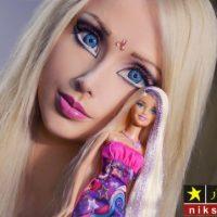 تصاویر زیباترین انسان های عروسکی دنیا که خود را شبیه عروسک کردند