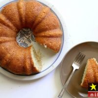 طرز تهیه کیک با پودر کیک آماده رشد مرحله به مرحله + نکات پخت