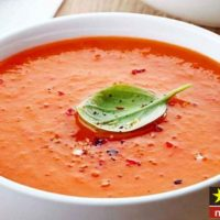 طرز تهیه آش گوجه فرنگی خیلی خوشمزه به صورت مرحله به مرحله + نکات مهم