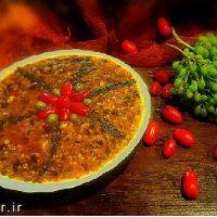 طرز تهیه آش گوجه فرنگی تبریزی خوشمزه مرحله به مرحله + نکات مهم پخت