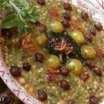 طرز تهیه آش گوجه سبز ترش و خوشمزه مرحله به مرحله + نکات مهم پخت