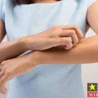 درمان خارش بدن با داروهای گیاهی در منزل