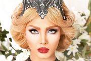 ۱۲۰ عکس از زیباترین مدل آرایش عروس ایرانی جدید ۲۰۱۸ ۹۷