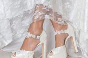 ۵۰ عکس از جدیدترین مدل ست کفش عروس ۲۰۱۹ ۹۸ شیک و زیبا