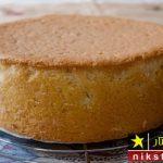 طرز تهیه کیک ساده خانگی خیلی خوشمزه به صورت مرحله به مرحله