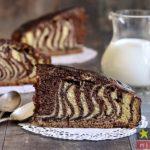 طرز تهیه کیک زبرا با بافتی عالی و خوشمزه