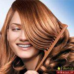 چگونه با حنا موهای خود را قهوه ای کنیم؟