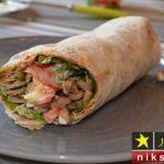 طرز تهیه شاورما مرغ لبنانی خوشمزه با سس مخصوص شاورما