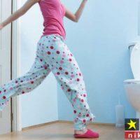 درمان خانگی تکرر ادرار در زنان جوان و سالمند + علت تکرر ادرار زنان