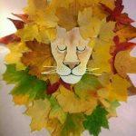 ۳۰ کاردستی با برگ درخت پاییز با ایده های خلاقانه جدید و زیبا