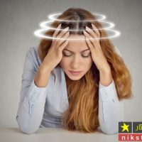 علت سرگیجه و سنگینی سر چیست؟ + روشهای درمان خانگی