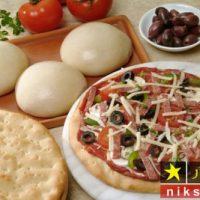 طرز تهیه خمیر پیتزا با ماست به صورت مرحله به مرحله