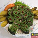 آموزش طرز تهیه رولت کوکو سبزی خوشمزه با فر و بدون فر مرحله به مرحله