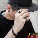 ۲۰ عکس از شیکترین مدل انگشتر مردانه طلا و نقره جدید ۹۹ ۲۰۲۰
