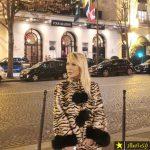 عکس های جدید صدا سایان خواننده زن ترکیه در پاریس ۲۰۱۹