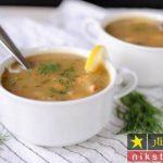 طرز تهیه سوپ برای سرماخوردگی به همراه نکات خوشمزه کردن