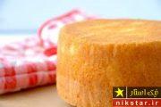 طرز تهیه کیک اسفنجی ساده خوشمزه مرحله به مرحله + نکات اسفنجی