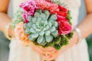 ۱۰۰ عکس از زیباترین مدل دسته گل عروس اروپایی جدید ۲۰۱۹ ۹۸
